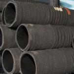Рукава резиновые напорно-всасывающие с текстильным каркасом неармированные ГОСТ 5398-76